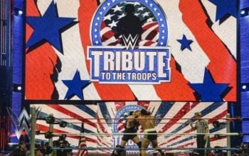WWE Still Locking Down Specifics For Tribute To The Troops Show