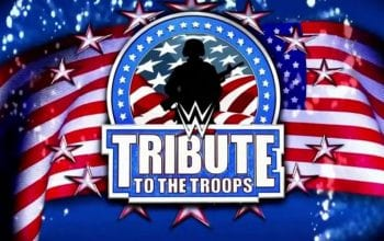 WWE Announces Three HUGE Matches For Tribute To The Troops Special