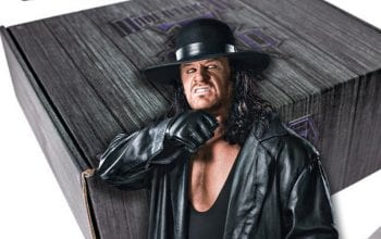 WWE Selling Undertaker Limited Edition Box For Demonic Price