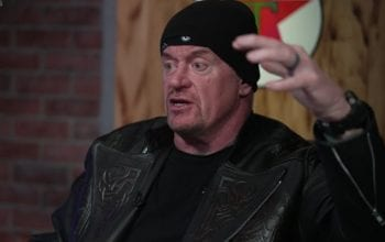The Undertaker Opens Up About History Of Steroids In WWE