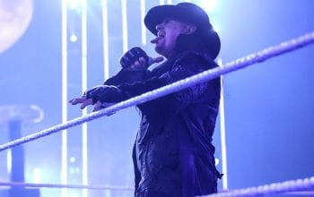 Undertaker Confirms He Is No Longer Under WWE Talent Contract