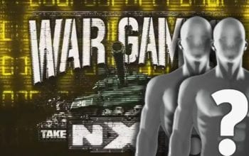 Title Match Added To WWE NXT WarGames