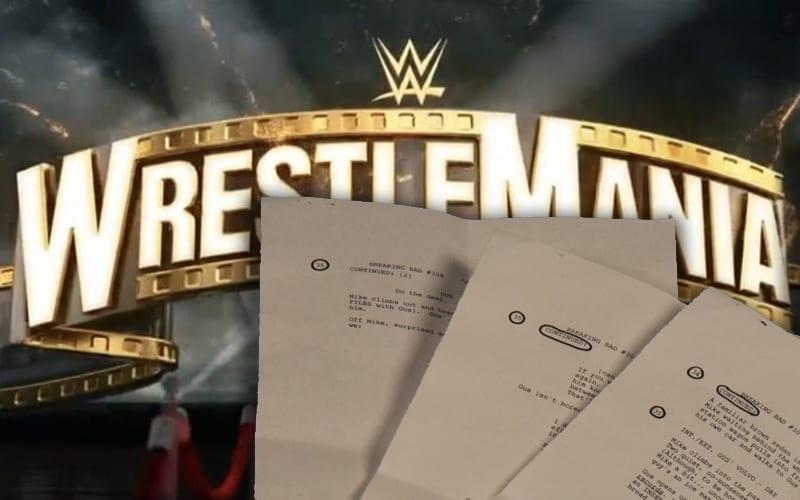 wrestlemania-script