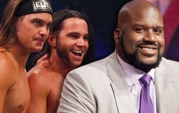 Young Bucks Explain Why They Want Shaquille O'Neal In AEW