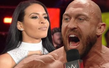 Ryback Says WWE Firing Zelina Vega Was 'Probably Illegal'