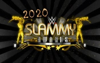 WWE Advertises 2020 Slammy Awards