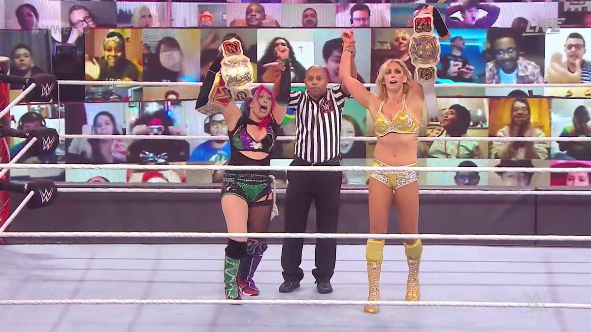 Asuka WWE TLC