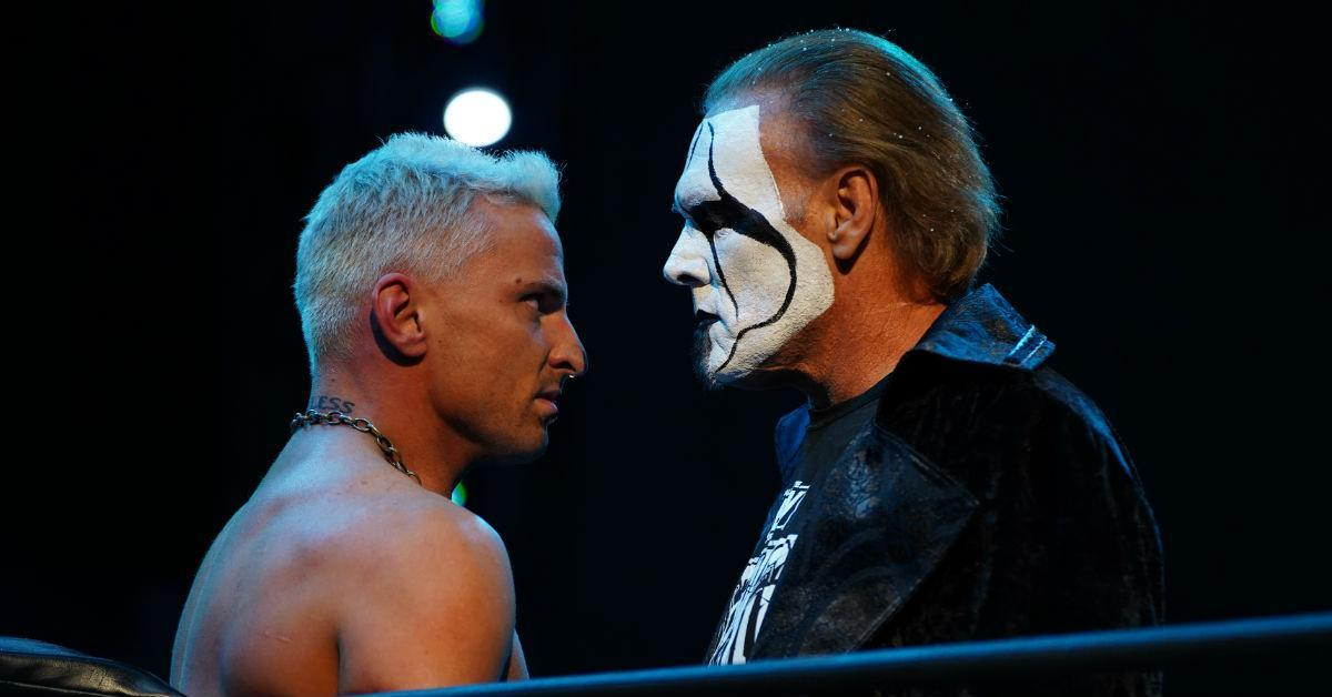 Darby and sting