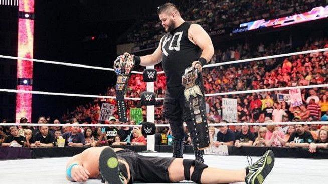 KO and Cena