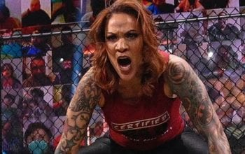 Mercedes Martinez Says WWE Retribution Faction Just 'Wasn't For Me'
