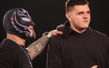 Rey Mysterio Could Betray Dominik In Royal Rumble Match