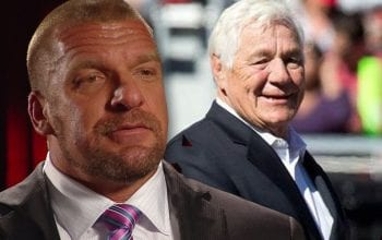 Triple H Says 'It's Never Goodbye' After Pat Patterson's Passing