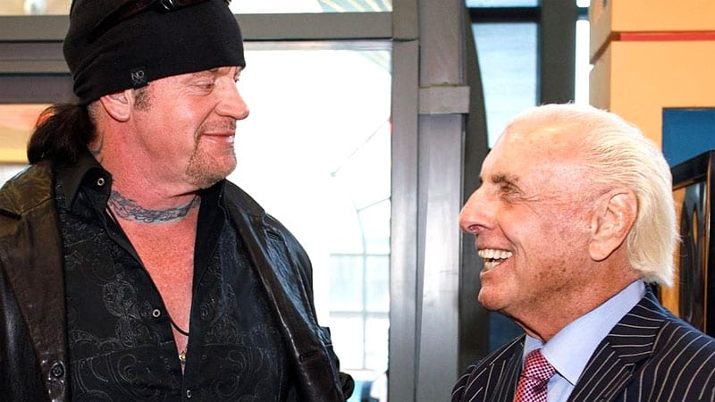 Undertaker and Flair