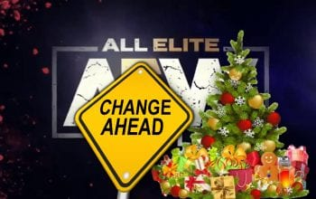 AEW Dynamite Likely To Be Changed During Christmas Week