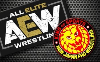 AEW Wants A Working Relationship With NJPW