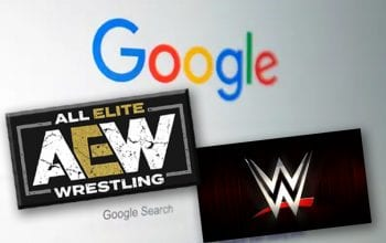 AEW Dominated WWE In United States Search Trends This Week, But Not Worldwide
