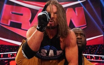 AJ Styles Still Furious After WWE RAW This Week