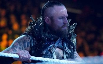 Aleister Black Drops Big Teaser Video Before SmackDown