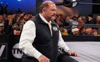 Arn Anderson Says He Had For COVID-19, But Never Tested Positive