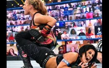 Natalya Teases Bayley After Big Win On WWE SmackDown