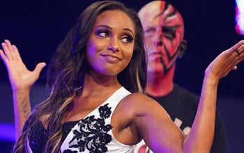 Brandi Rhodes Fires Back After Being Called 'A Bit Haggard'