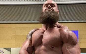 Braun Strowman Plans To 'Stand The F*ck Up' & Take What Is His