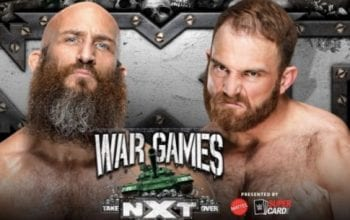 Betting Odds For Tommaso Ciampa vs Timothy Thatcher At NXT TakeOver: WarGames Revealed