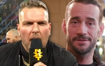 CM Punk Says WWE NXT Superstars Should Be Embarrassed That Pat McAfee Has The Best Promos