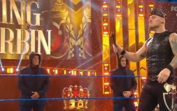 2/3 Of The Forgotten Sons Return As King Corbin's Backup On WWE SmackDown