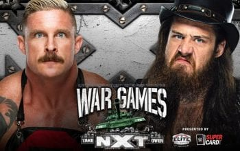 Betting Odds For Dexter Lumis vs Cameron Grimes At NXT TakeOver: WarGames Revealed