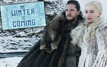 How AEW Got Permission To Use Game Of Thrones Slogan 'Winter Is Coming'