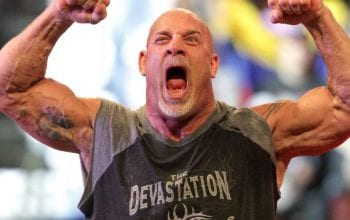 Goldberg Confirms How Many WWE Matches He's Contracted To Wrestle Per Year