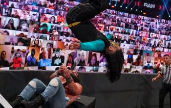 Jeff Hardy Expected To Have Concussion After Bad Fall On WWE RAW