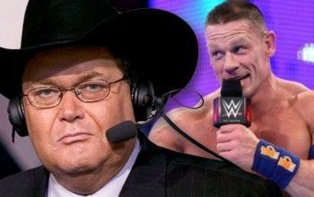 Jim Ross Still Can't Accept John Cena Not Turning Heel