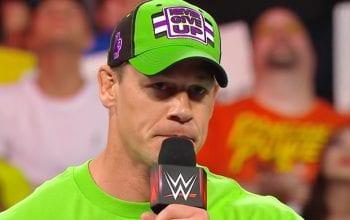 John Cena's Current Status for WWE WrestleMania 37