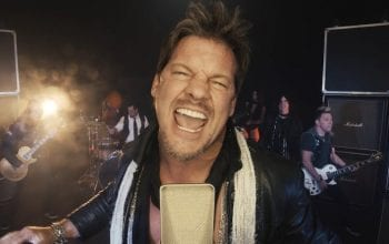 Chris Jericho's Band Fozzy's 'Judas' About To Hit Huge Milestone