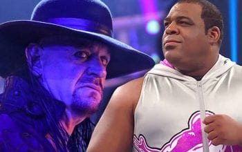 Keith Lee Explains His Friendship With The Undertaker