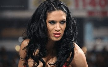 Melina Not Happy About Reports Of WWE Return