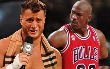 MJF Compares His Year In AEW To Michael Jordan's 1996 Season