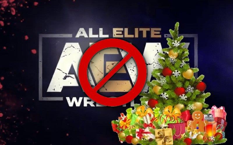 no-aew-on-christmas