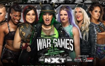 Betting Odds For Team Shotzi vs Team Candice At NXT TakeOver: WarGames Revealed
