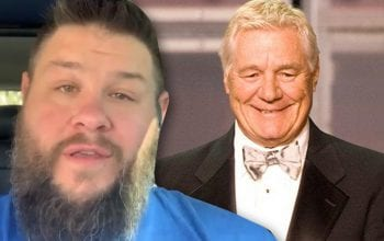 Kevin Owens Drops Heartfelt Video Tribute About The Kind Of Person Pat Patterson Was