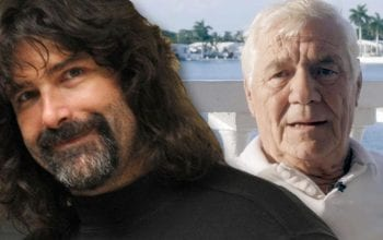 Mick Foley Highlights Pat Patterson's Stories In Tribute After His Passing