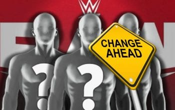 WWE Forced To Make HUGE Changes To Top Of RAW Roster