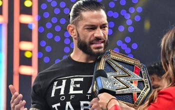 Roman Reigns Says Fear Is A Powerful Motivator After WWE SmackDown