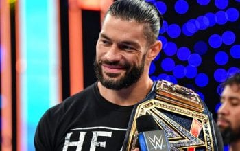 Roman Reigns Says Memorizing Lines Is Stressful For Him