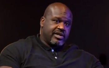 Shaquille O'Neal Challenged To Match At AEW Revolution