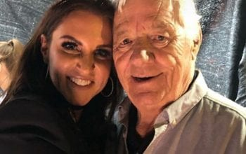 Stephanie McMahon Sends Heartfelt Tribute Remembering Pat Patterson