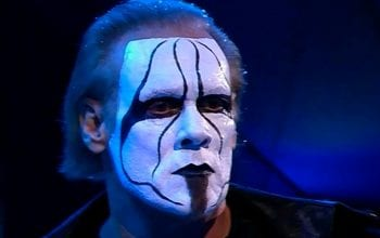 Sting Makes AEW Debut At Winter Is Coming