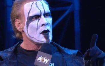 AEW Confirms Sting Segment & More For Dynamite This Week